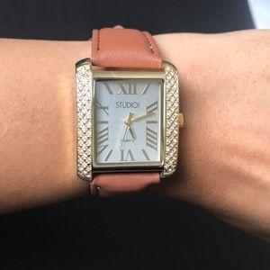 2/$30 NWOT Camel Color Watch